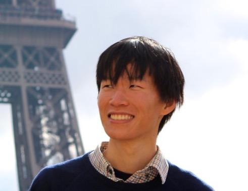 photograph of Hong Ge